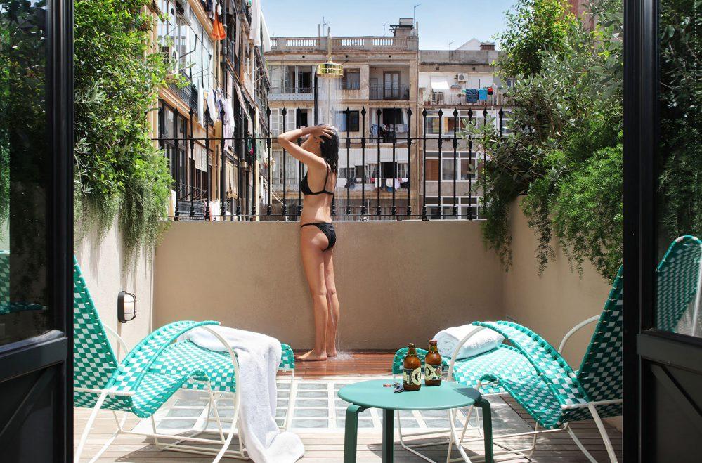 Courtyard Large Terrace | Casa Bonay