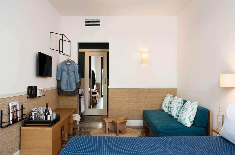 Habitaci n gran v a large casa bonay web oficial for Designhotel yoga