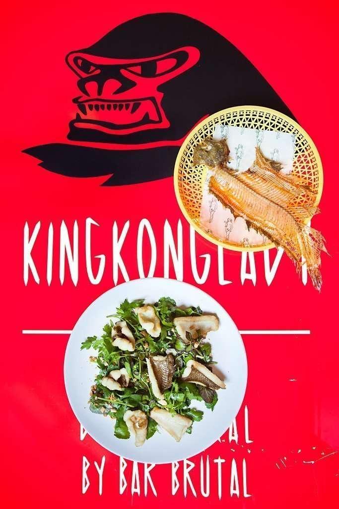 King Kong Lady | Casa Bonay